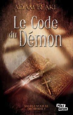 Adam Blake - Le code du demon
