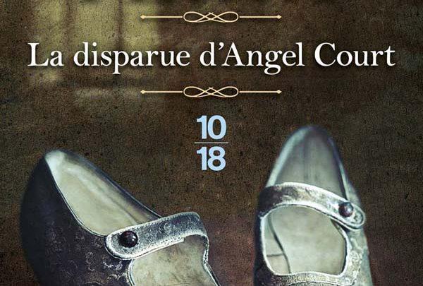 Anne Perry - La disparue d'Angel Court