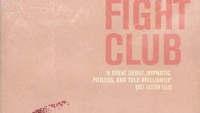 Photo of Chuck Palahniuk – Fight Club