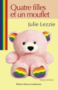 Julie Lezzie - Quatre Filles et un Mouflet