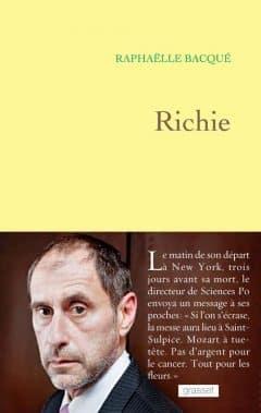 Raphaelle Bacque - Richie