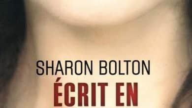 Sharon Bolton - Écrit en lettres de sang