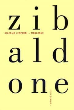 Giacomo Leopardi - Zibaldone