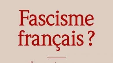 Serge Bernstein et Michel Winock - Fascisme français