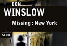 Photo de Don Winslow – Missing : New York