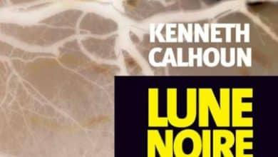Kenneth Calhoun - Lune noire