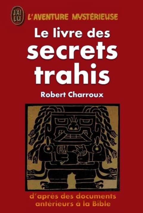 robert charroux - le livre des secrets trahis epub