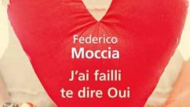 Photo of Federico Moccia – J'ai failli te dire oui