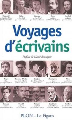 Herve Bentegeat - Voyages D'écrivains
