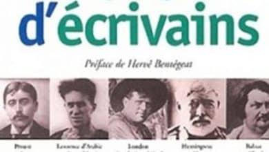 Photo of Herve Bentegeat – Voyages D'écrivains