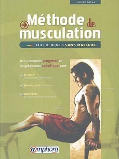 Méthode de musculation 110 exercices sans matériel