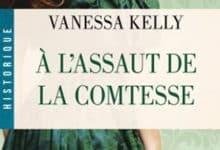 Photo de Vanessa Kelly – A l'assaut de la comtesse