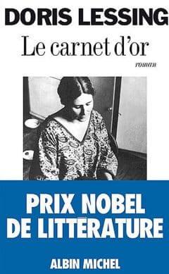 Doris Lessing - Le carnet d'or