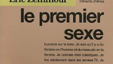 Photo of Eric Zemmour – Le Premier Sexe