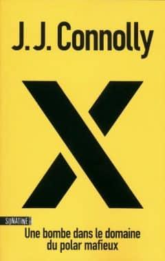 J.J. Connolly - X