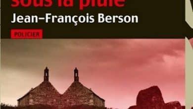 Jean-Francois Berson - Une chapelle sous la pluie