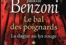 Juliette Benzoni - La dague au lys rouge