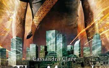 La Cité des Ténèbres, Tome 3 : La Cité de Verre