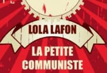 Photo de Lola Lafon – La Petite Communiste qui ne souriait jamais