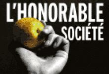 Photo de Dominique Manotti – DOA – L'honorable sociéte