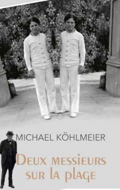 Michael Kohlmeier - Deux messieurs sur la plage