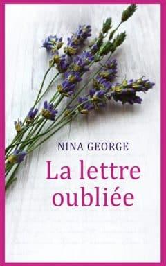 Nina George - La lettre oubliée