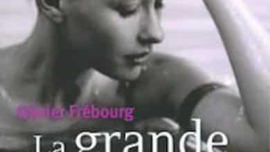 Photo of Olivier Frebourg – La grande nageuse