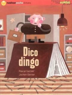 Pascal Garnier - Dico dingo