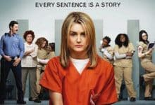 Photo de Piper Kerman – Orange is the New Black