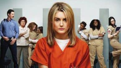 Photo of Piper Kerman – Orange is the New Black