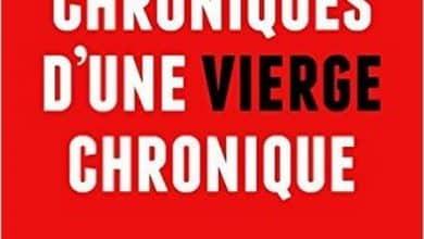 Adélie Tillier - Chroniques d'une vierge chronique