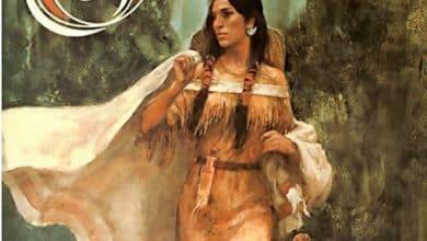 Anna Lee Waldo - Sacajawa