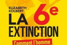 Photo de Elizabeth Kolbert – La 6e Extinction