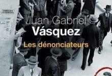 Photo de Juan Gabriel Vasquez  – Les Dénonciateurs