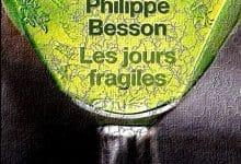 Philippe Besson - Les jours fragiles