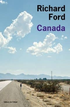 Richard Ford - Canada