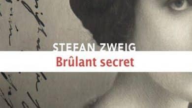 Stefan Zweig - Brulant secret