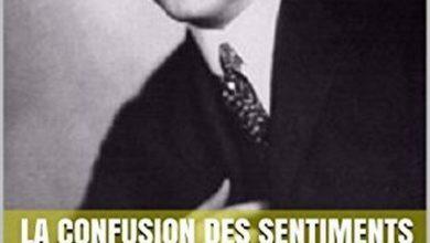 Stefan Zweig - La Confusion des sentiments