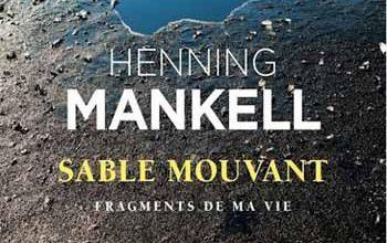 Henning Mankell - Sable mouvant