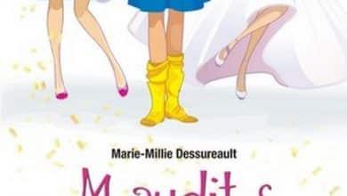 Marie-Millie Dessureault - Maudits bas jaunes