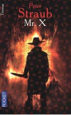 Peter Straub - Mr X