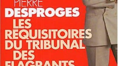 Pierre Desproges - Requisitoires du tribunal des flagrants delires