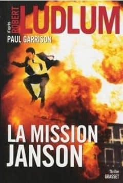 Robert Ludlum - La mission Janson