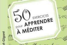 Photo de 50 exercices pour apprendre à méditer