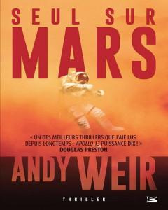 Andy Weir - Seul sur Mars