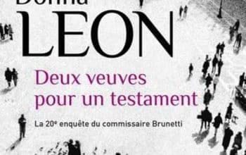 Donna Leon - Deux veuves pour un testament