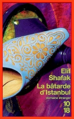 Elif Shafak - La batarde d'Istanbul