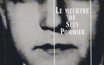 Emmanuel Bove - Le Meurtre de Suzy Pommier