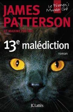 James Patterson - 13e malédiction