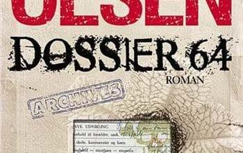 Jussi Adler-Olsen - Dossier 64
